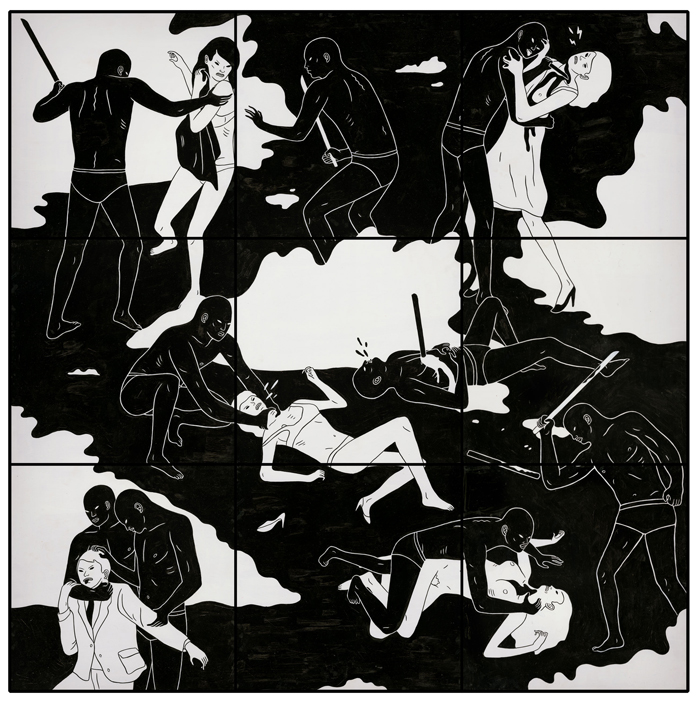 Cleon Peterson - We Become What We Are.jpg